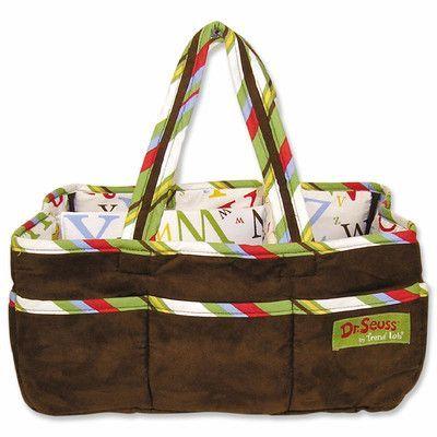 Trend Lab Dr. Seuss ABC Storage Caddy