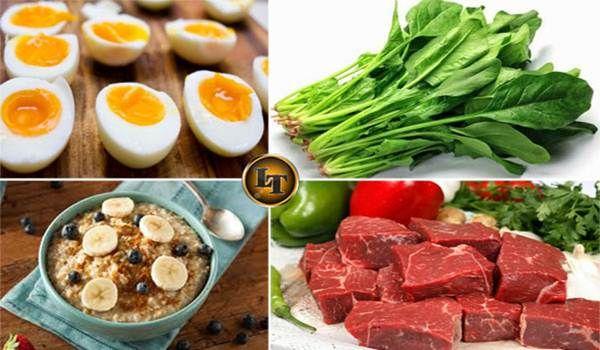 Inilah 4 Makanan Ini Bikin Tubuh Kamu Kekar Berotot Nggak Coba Rugi Dong Resep Masakan Makanan Pembentukan Otot