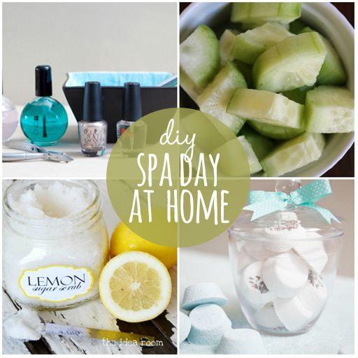 Disney Family Recipes Crafts And Activities Diy Spa Day Spa