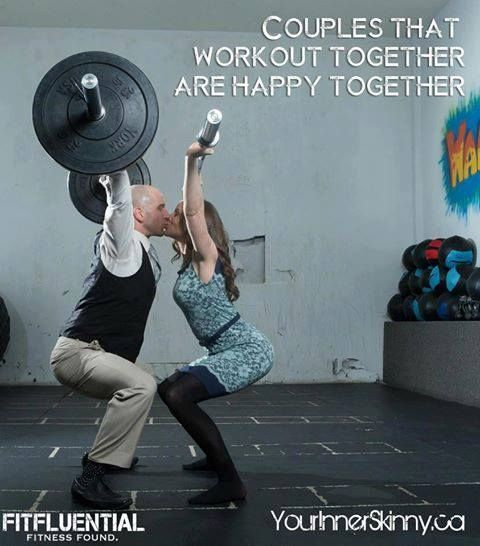 Couples That Workout Together Are Happy Together Pictures Photos And Images Couple Workout Together Couples Who Workout Together Fitness Motivation Pictures