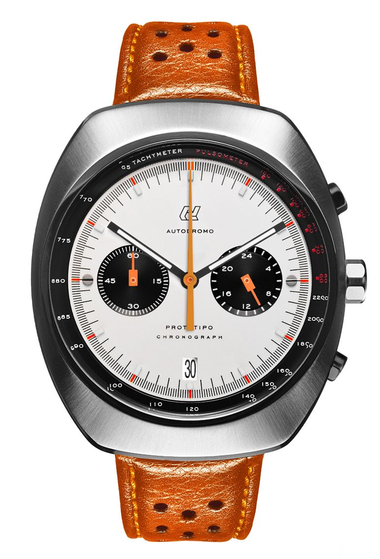 Racing along with the Autodromo Prototipo Chronograph | ATimelyPerspective