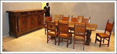 Sala Da Pranzo Rinascimento Antiquariato Su Arsantik Mobili Sala Da Pranzo Antiquariato