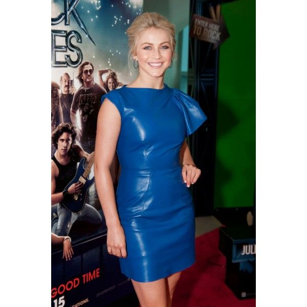 Designed Hollywood Style Women's Leather Dress.......www ...
