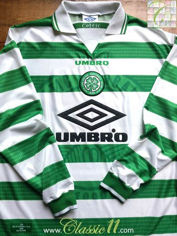 competitive price 9bf2e 31482 umbro celtic jersey