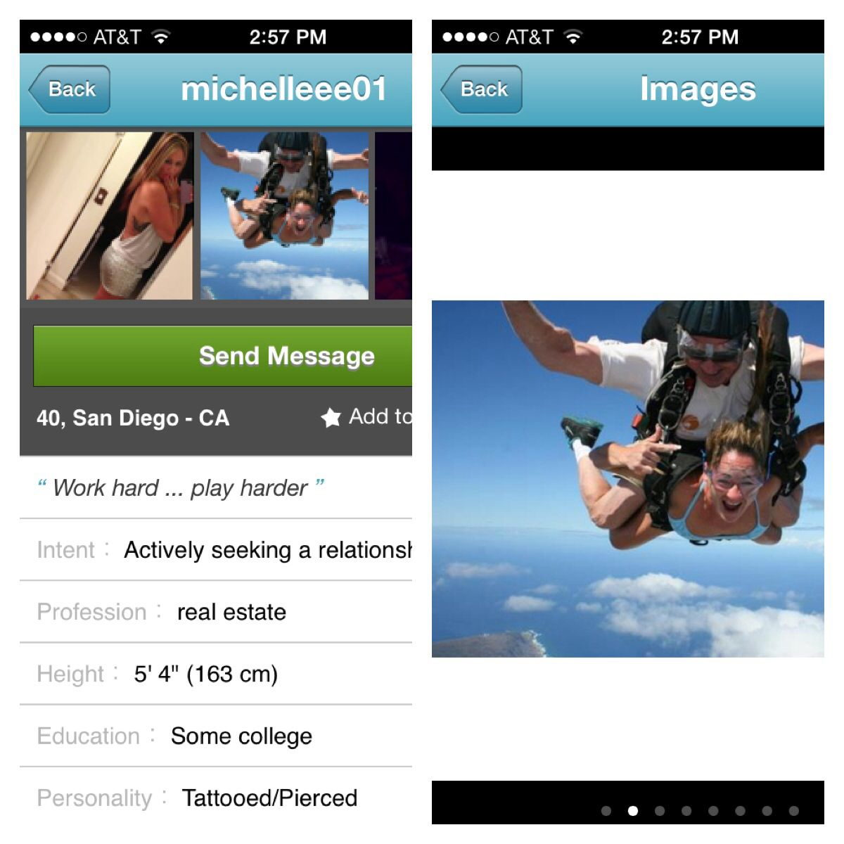 funny pof profile skydiving funny pof dating profile pics