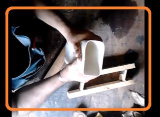PVC PASSO A PASSO: Como deixar tubo de pvc quadrado