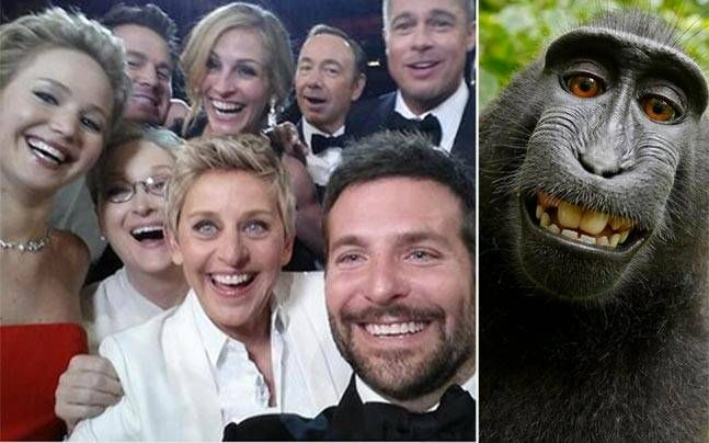The selfie craze doesn't seem to be stopping anytime soon. Pictures courtesy: Twitter/@theellenshow; Twitter/@PhotoUH