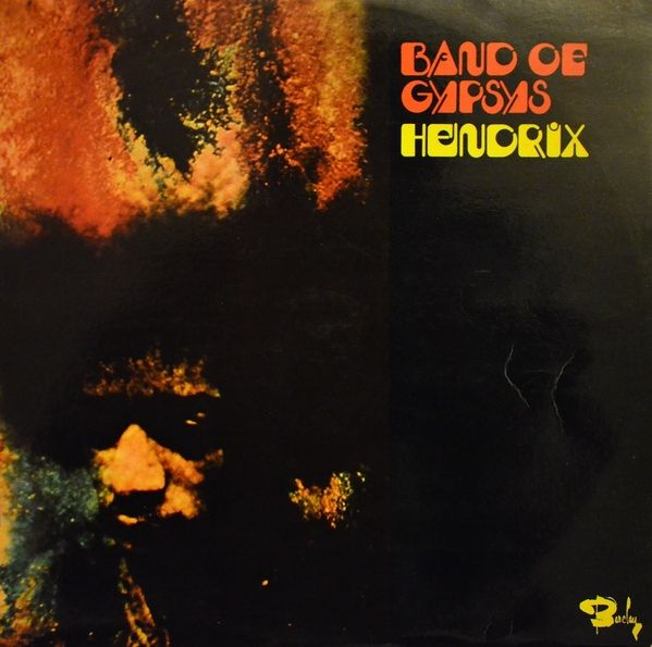 jimi hendrix band of gypsys french issue on barclay album cover variations band of gypsys. Black Bedroom Furniture Sets. Home Design Ideas