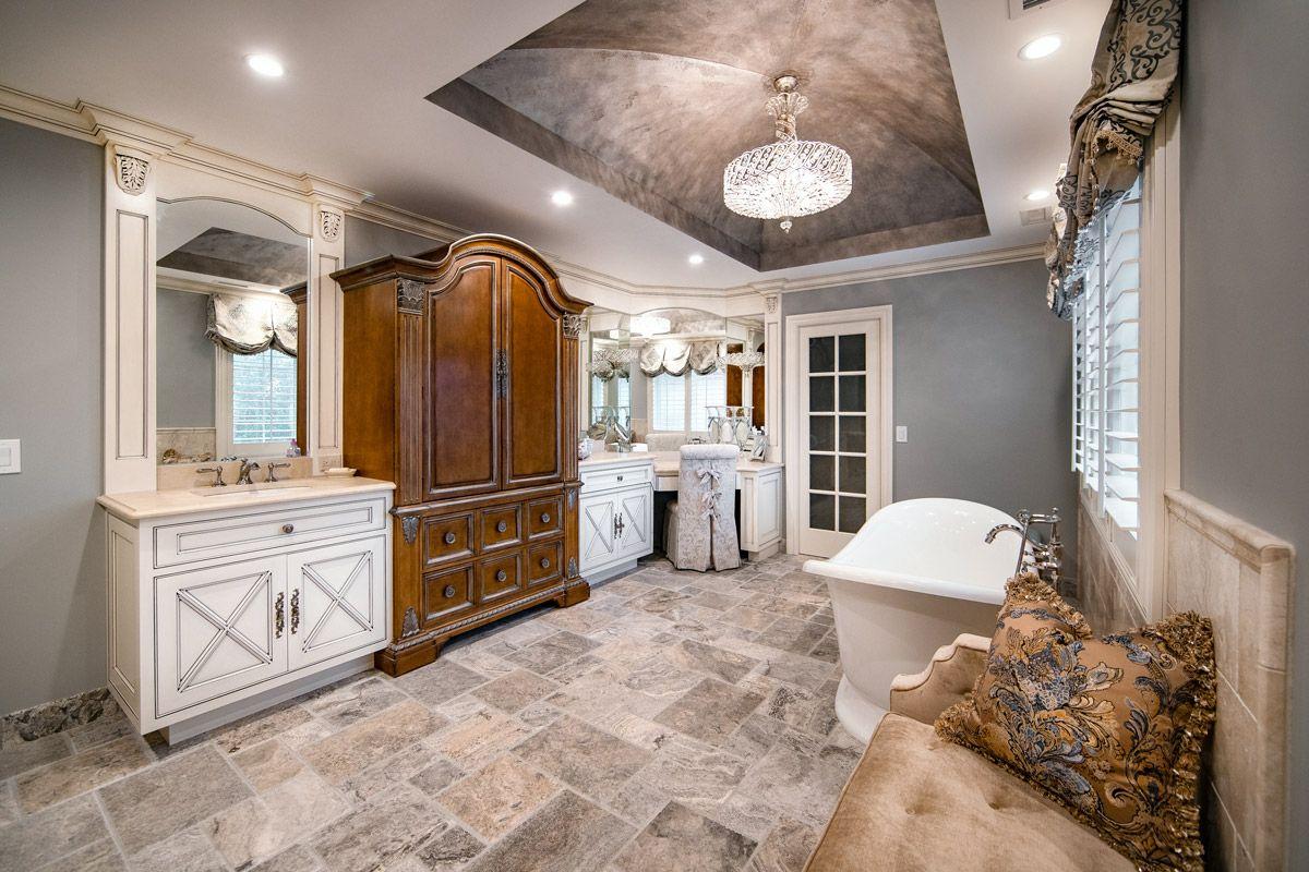Master Bathroom Luxury Home Remodeling Kitchen bathroom