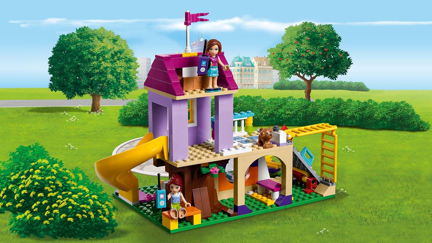 41325 Heartlake City speeltuin Producten LEGO