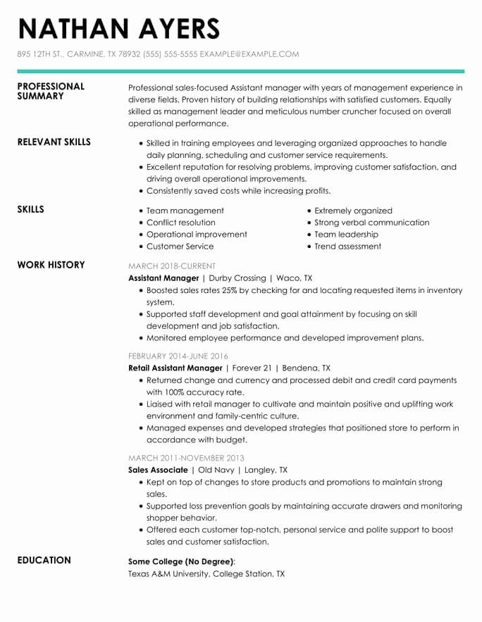 case manager resume no experience best of how to write a