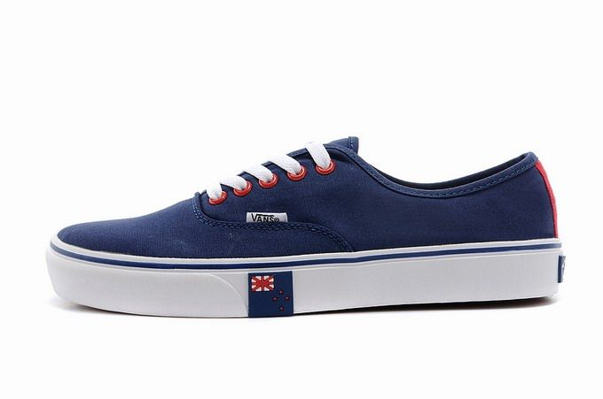 vans authentic navy blue womens nz