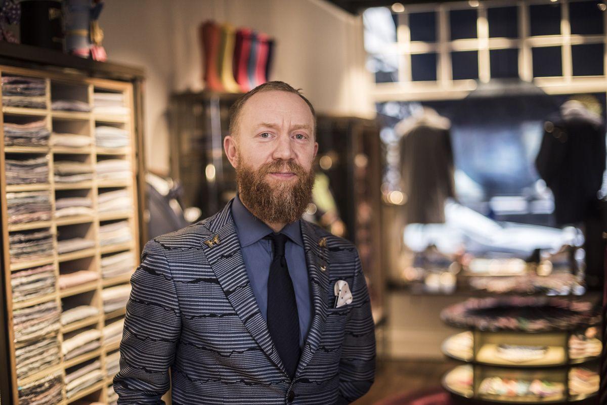 Head of Design Mr Dean Gomilsek-Cole