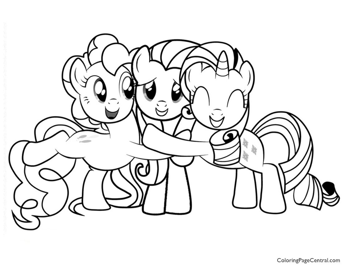 Pin By Christian Uslenghi Barberis On Disney Colors My Little Pony Coloring My Little Pony Drawing Coloring Pages