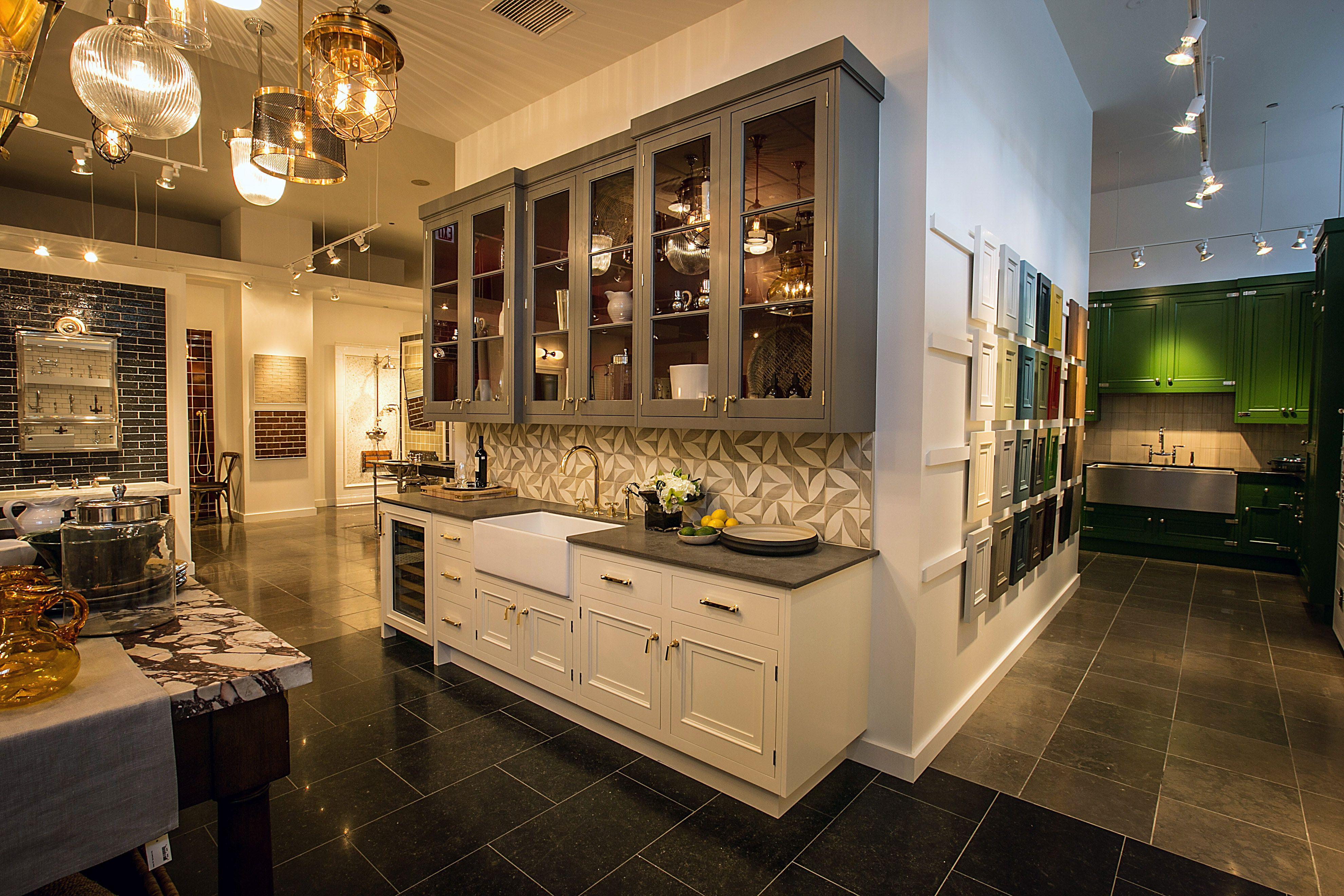Waterworks Kitchen in Chicago Showroom Kitchen design