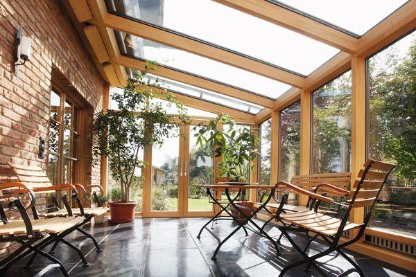 Gardenplaza – Mit maßgeschneiderten Wintergärten erhöht sich der Wohnkomfort dauerhaft …   – Terrasse