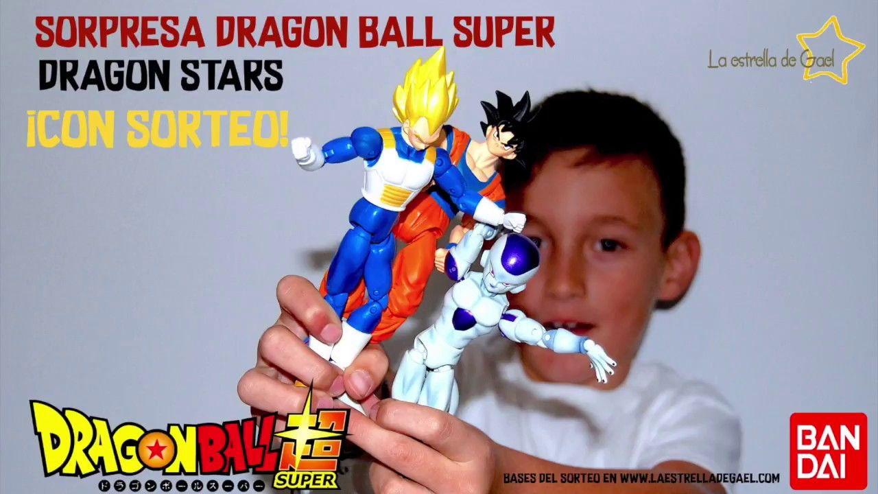 Super Con Dragon Stars Sorpresa SorteoJuguetes Ball cF13lTJK