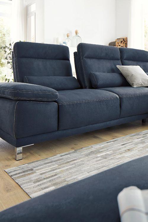 Global Caldera Komfortable Relaxfunktionen in einem Sofa Mehr