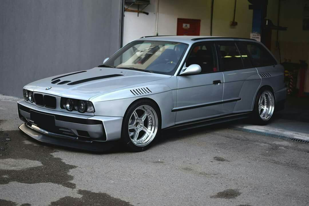 1000 Hp E34 M5 Touring Wide Body Made In Romania With Images
