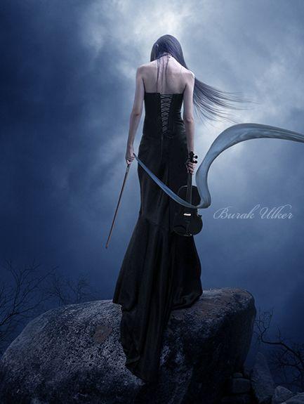 Serenade Of Sorrow by *khimaereus on deviantART