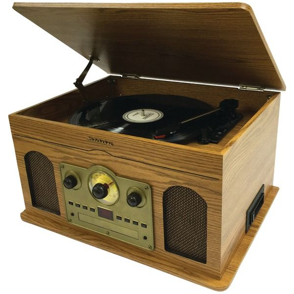 Studebaker WOOD 5 IN 1 MUSIC SYSTEM #musicsystem