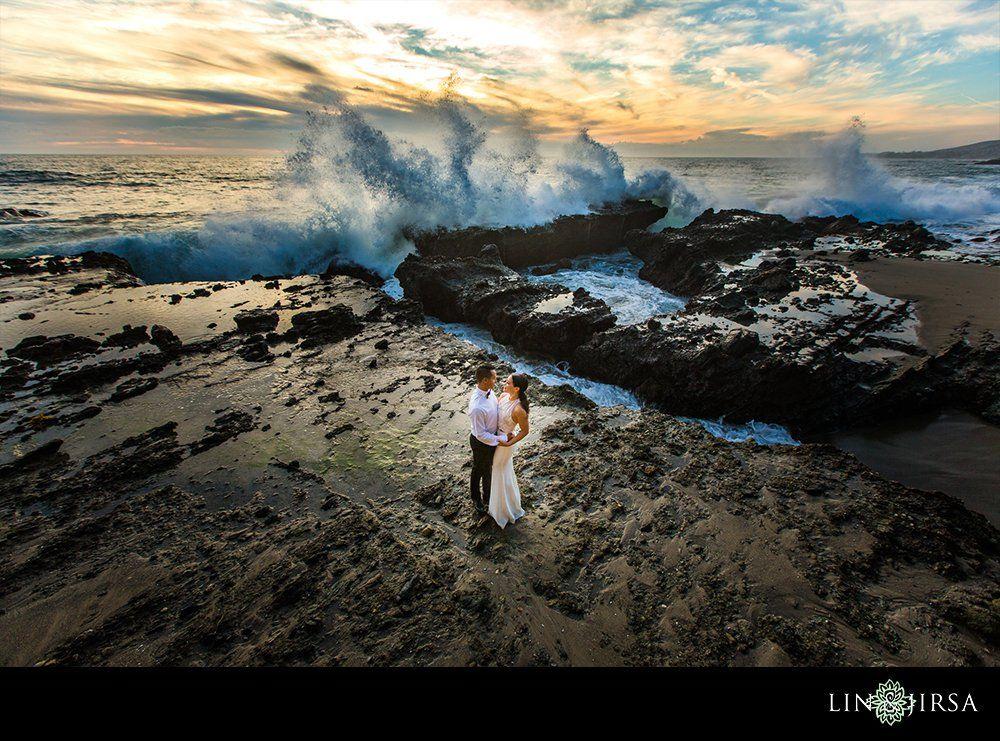 Laguna Beach Engagement | Megan