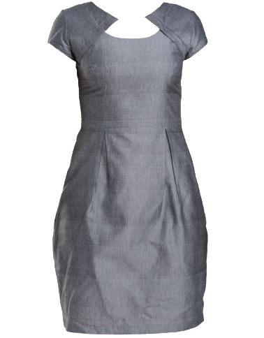 Forties Frock Dress Front