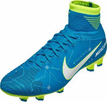 best sneakers d3ba0 ae0ec Kids Nike Mercurial Superfly Neymar written in the stars cleats. Buy  yours from SoccerPro.