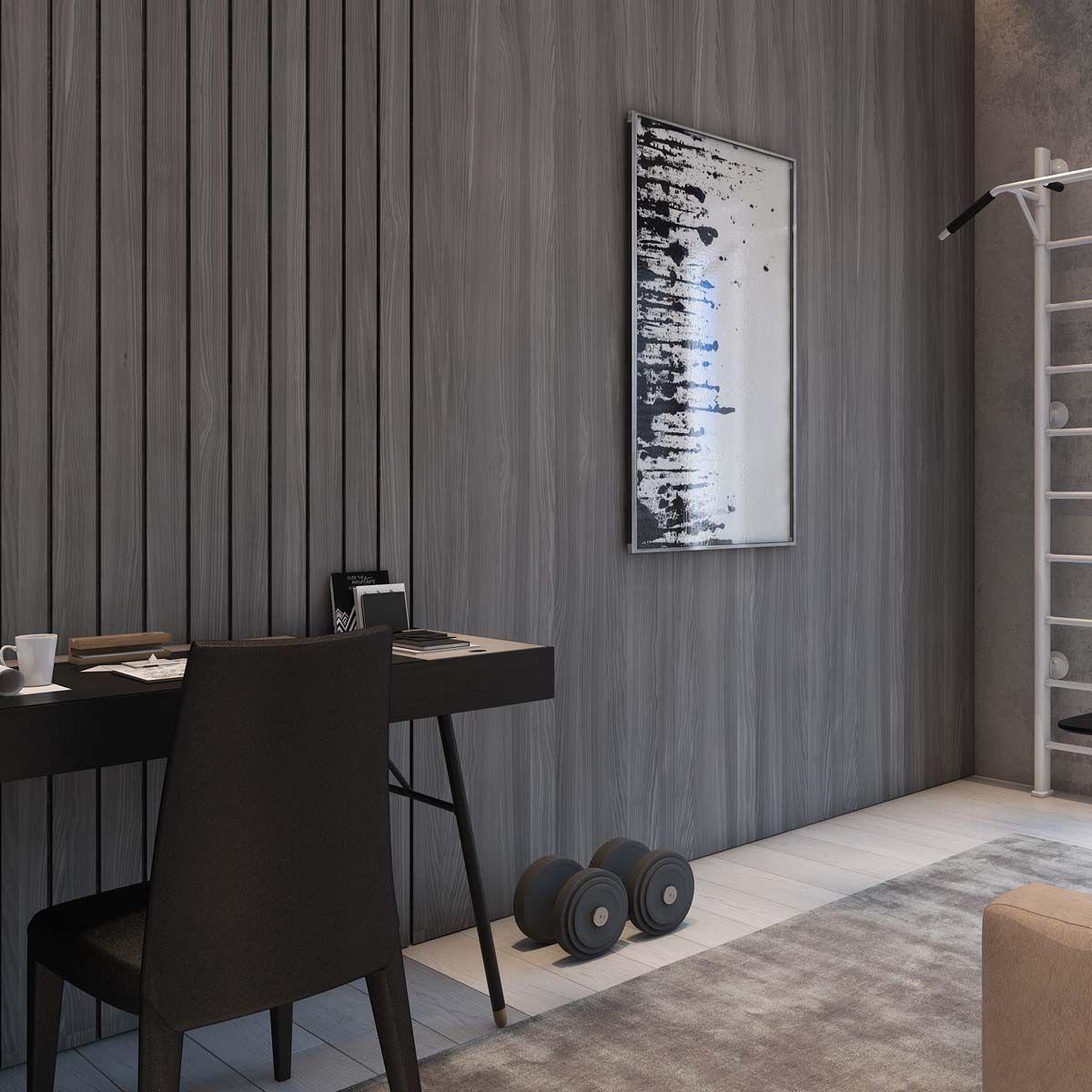 Apartment Interior, Small Kitchen