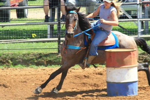 3 Big Mistakes Made When Barrel Racing - How to avoid them