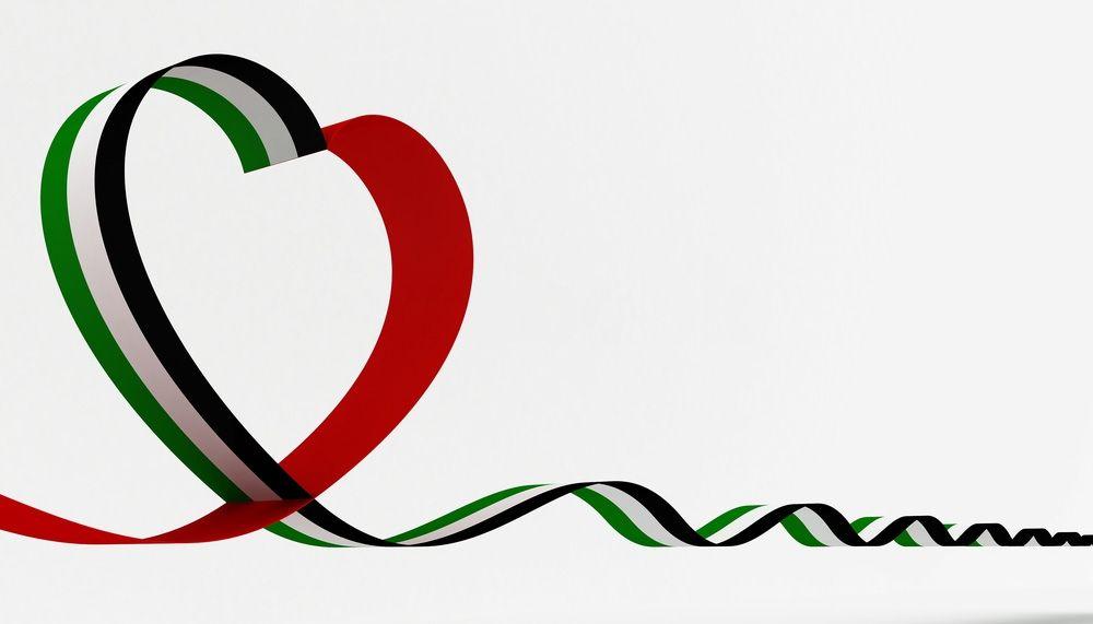 نتيجة بحث الصور عن علم الامارات Dubai Art My Love Love