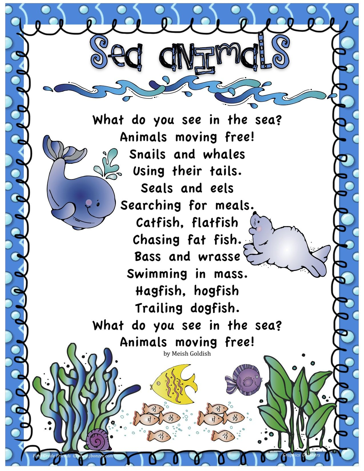 Blue Clothes Ocean Noise Ocean Background With Sea Animals