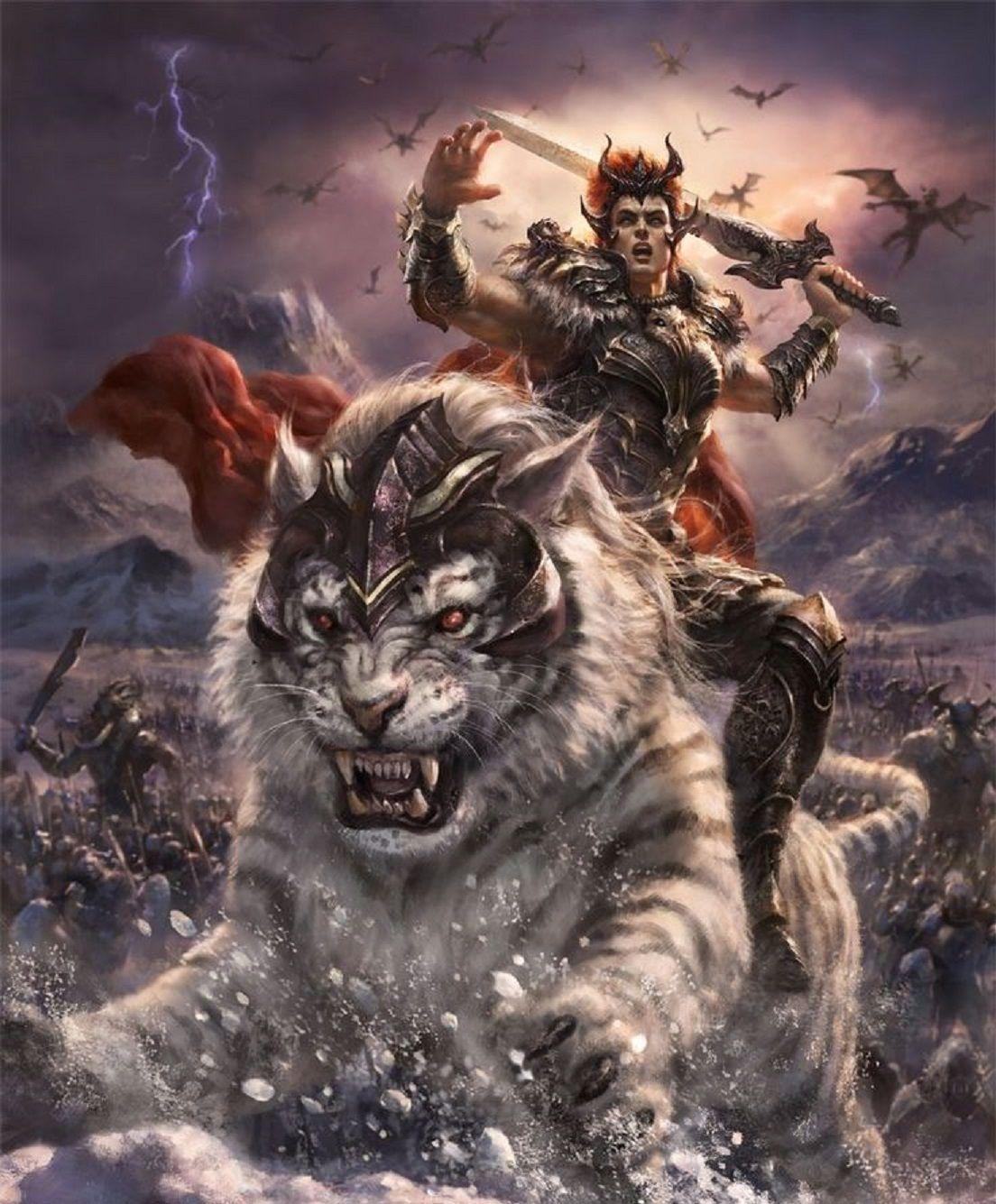 Behemoth by Alon Chou (Legend of the Cryptids)