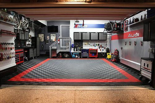corvette garage decor garage furnishings automotive on extraordinary affordable man cave garages ideas plan your dream garage id=77920