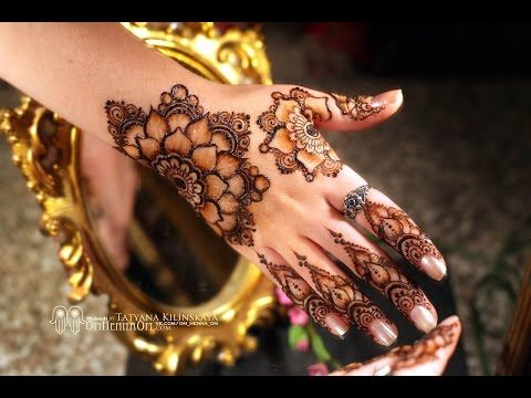 Mehndi Mandala Designs : Top mehndi designs of sarahenna