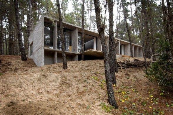 affordable concrete house plans - Concrete Home Designs