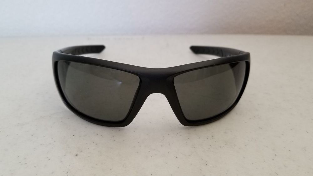 ac387a0d91  44.95 Used Wiley X Nash Sunglasses Matte Black Frame Gray Lenses  WileyX   Sport