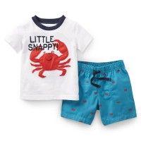 e1b4a41c7 Set de Camiseta y Short Polos Niños
