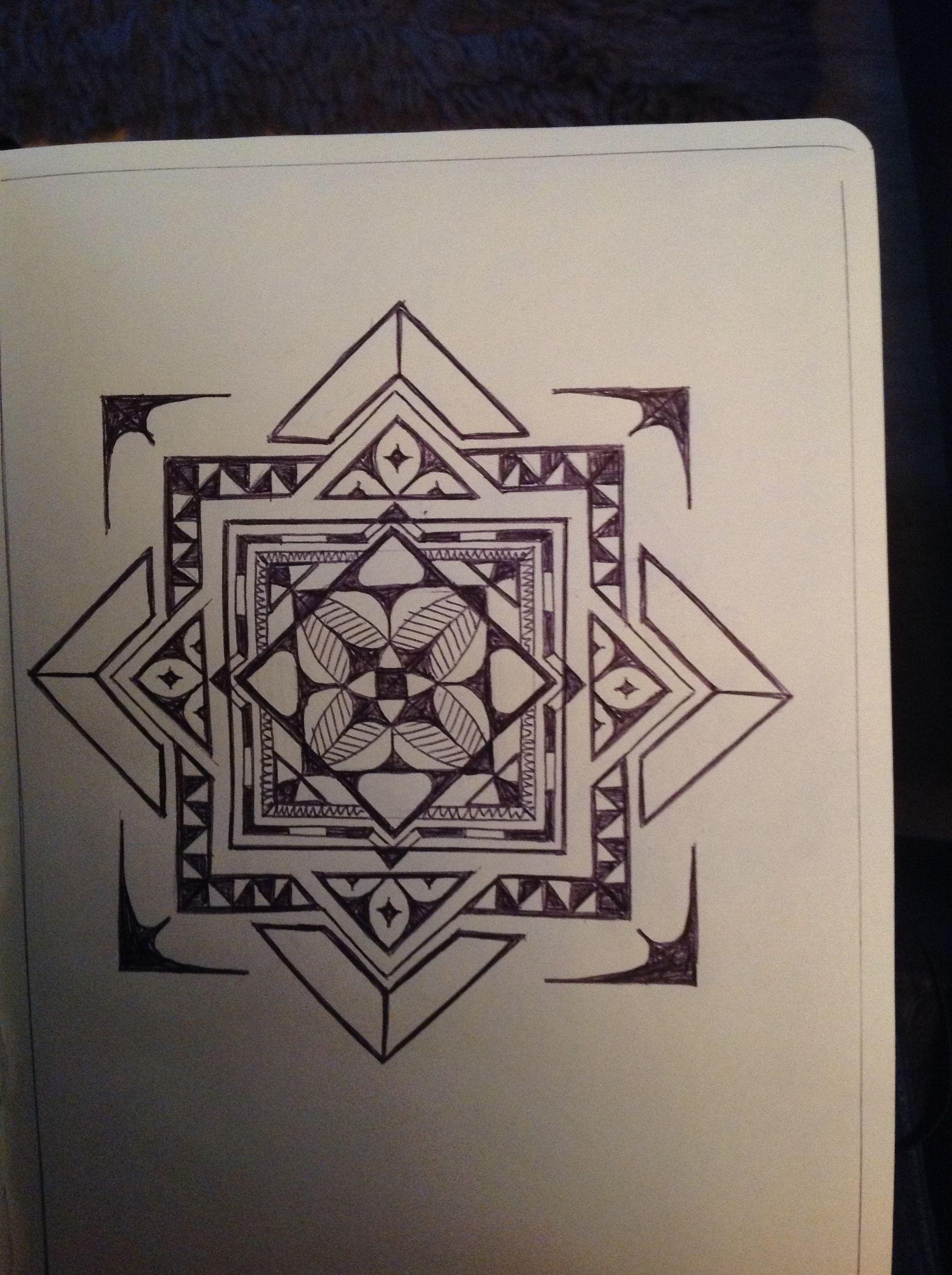 geometry doodle - photo #29