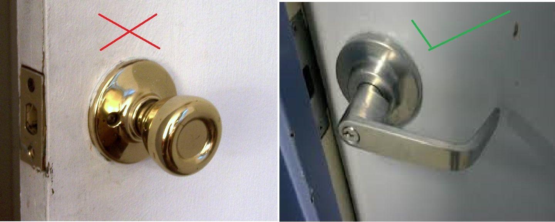 Vintage Steel Door Knobs httpretrocomputinggeekcom