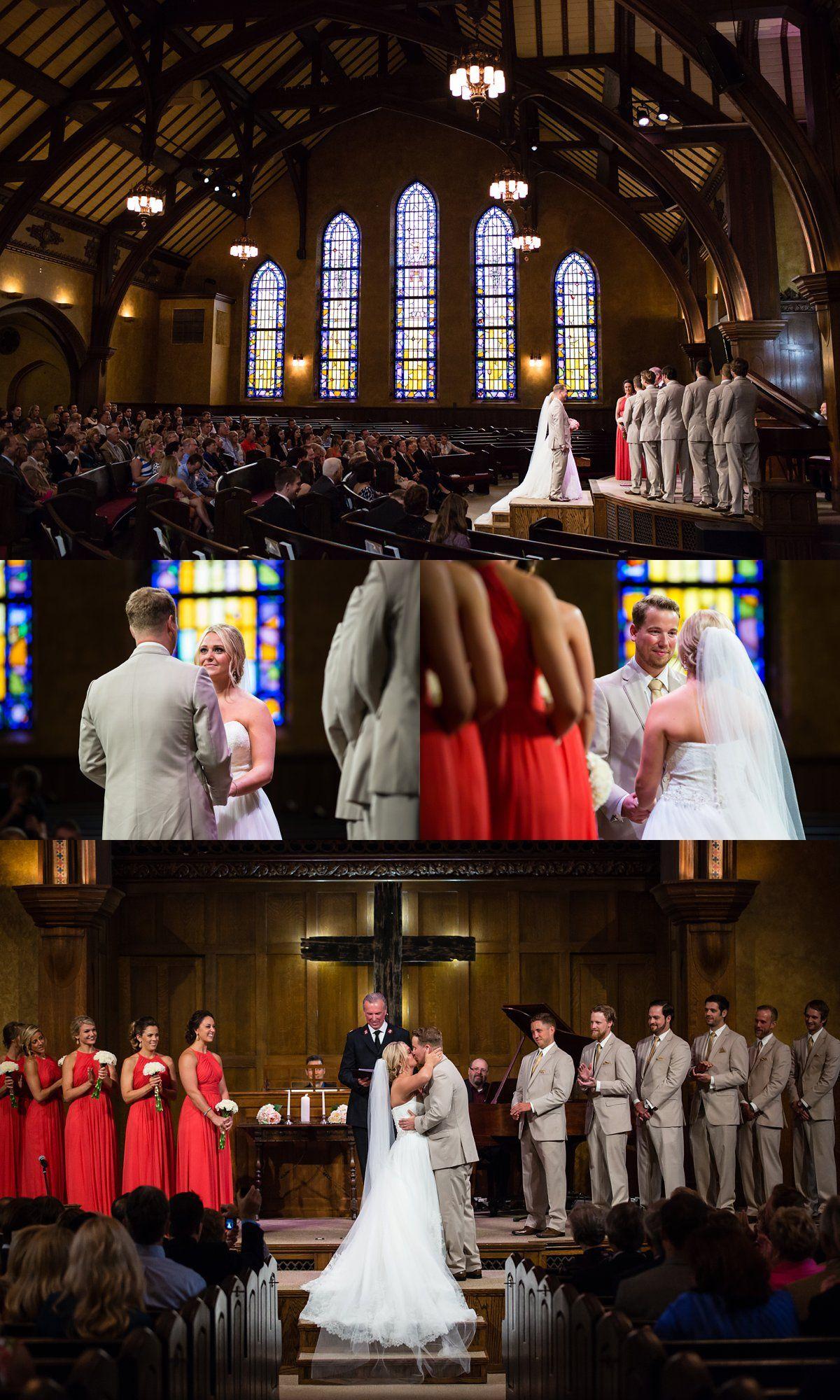 Brookside Christ Community Wedding