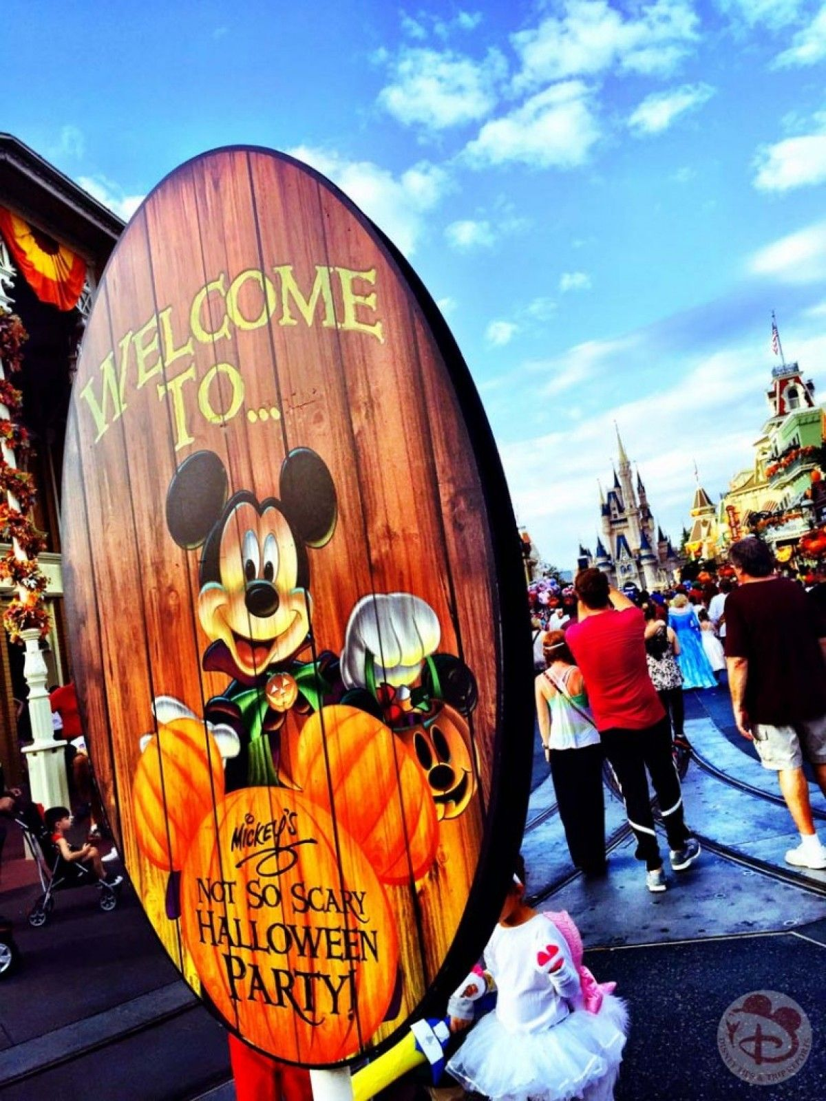 Mickey's Not-So-Scary Halloween Party at Magic Kingdom, Walt ...