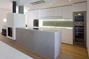 Moderne küchen mit halbinsel  Bildergebnis für küchen halbinsel | Küche | Pinterest | Küche