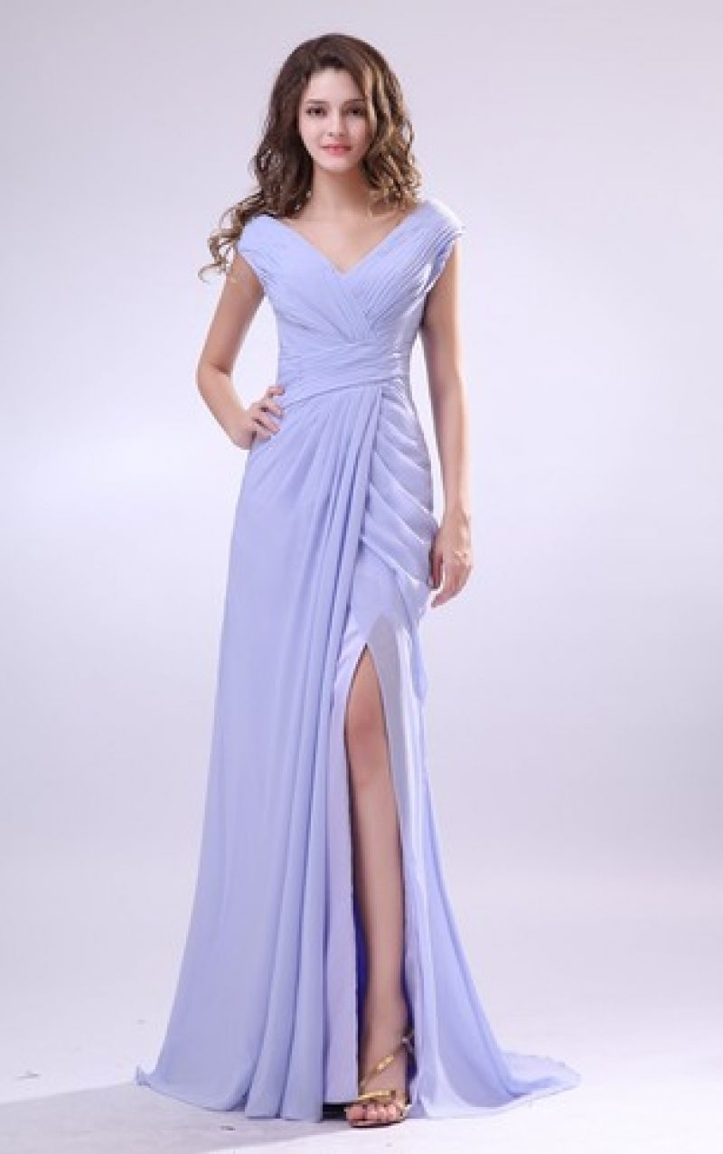Mother of the groom bride dress for beachy wedding