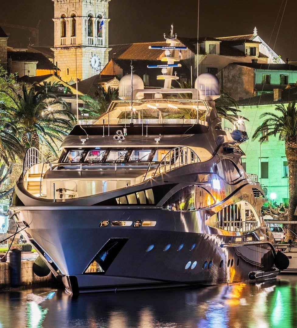 Tim Yachts On Instagram Benetti Custom 47m In Croatia Photo