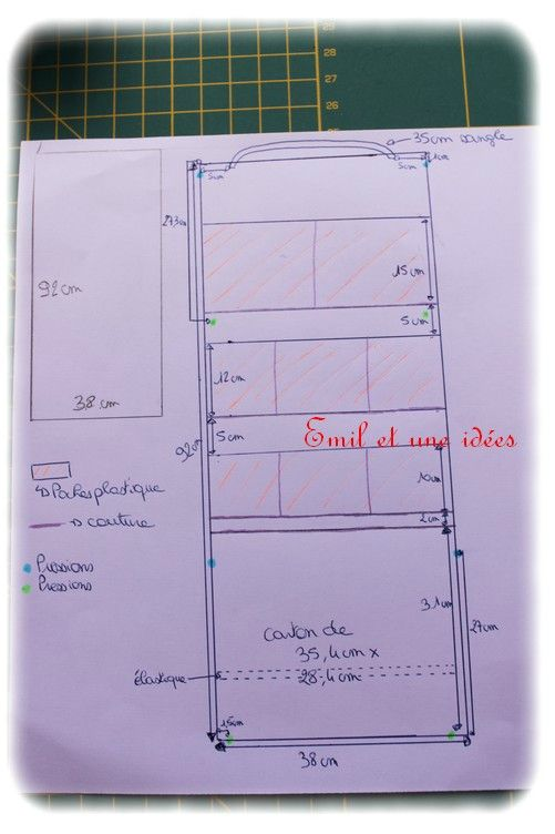 tuto organisateur de voiture mil et une id es couture couture sewing diy sewing projects. Black Bedroom Furniture Sets. Home Design Ideas