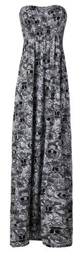 Ditzy Fashion Women's Plain Sheering Boob Tube Maxi Dress (ML 12-14, Skull Diamond White) Ditzy Fashion http://www.amazon.com/dp/B00KDG5ZQ0/ref=cm_sw_r_pi_dp_d1p1ub07KQNEM