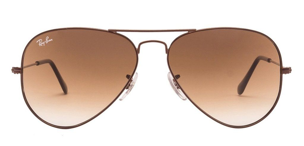917fb52ba5 Ray-Ban RB3025 Medium-Large (Size-58) Brown 014 51 Unisex Sunglasses ...