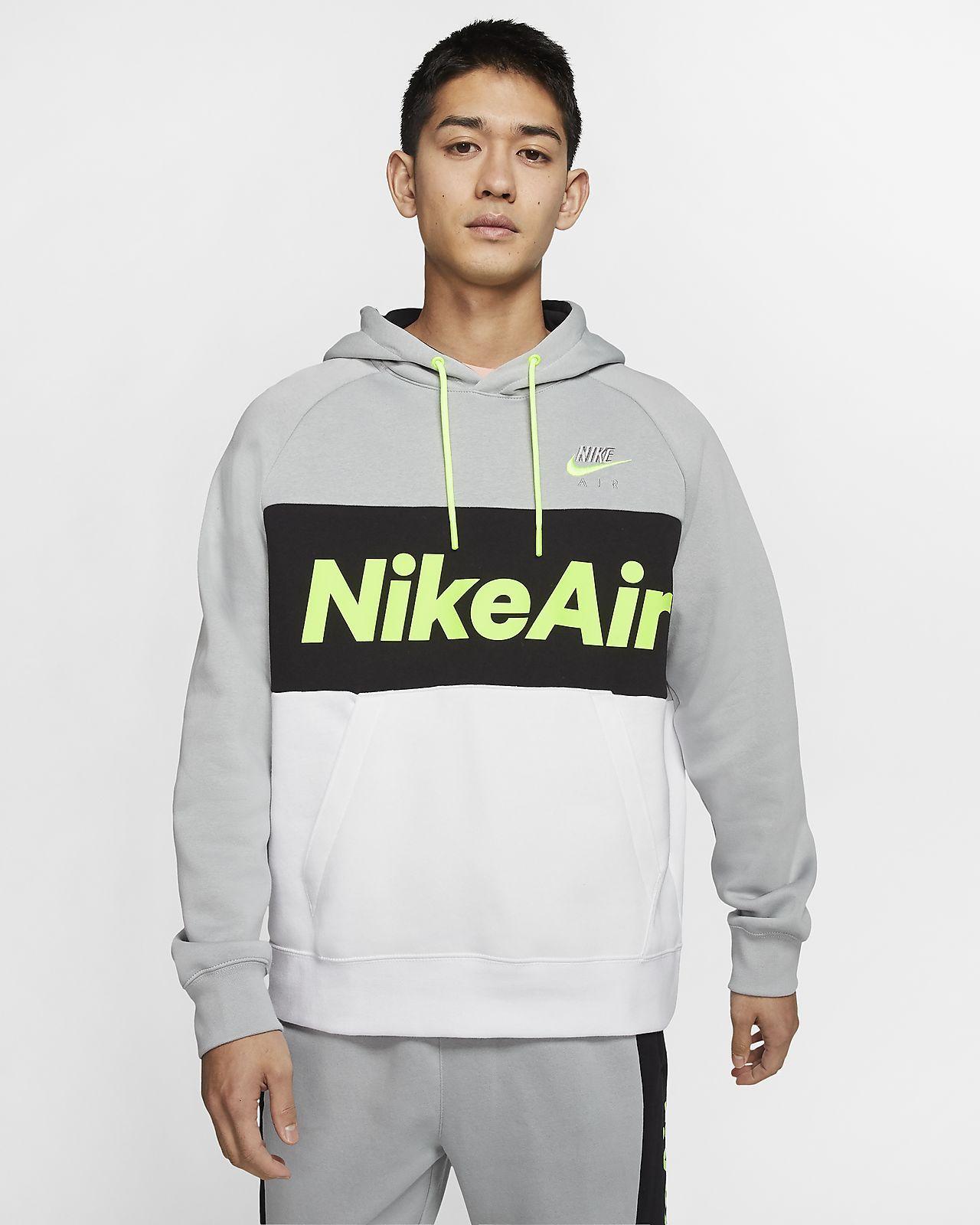 Nike Mens Classic Fleece Hoodie Hoodies Sweatshirts Men Macys Nike Clothes Mens Mens Sweatshirts Hoodies Men [ 1616 x 1320 Pixel ]