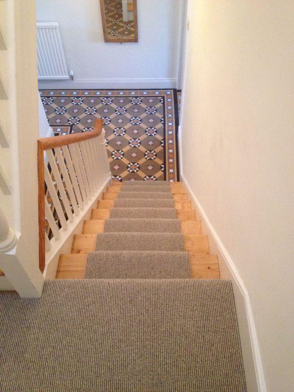 56 Vintage Stair Runner Design Ideas With Carpet